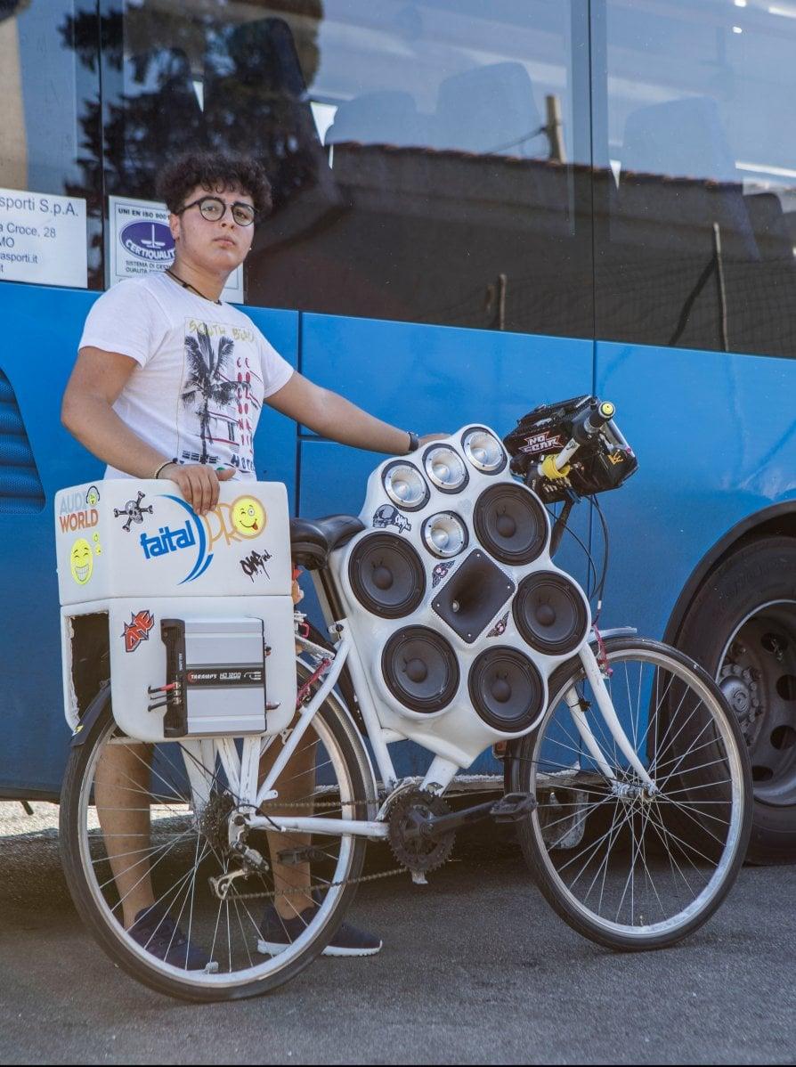 Pedalando sulle bici da sballo