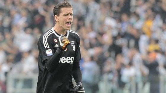 Szczesny: ''Se ti chiama la Juve non puoi rifiutare, qui posso vincere tutto''