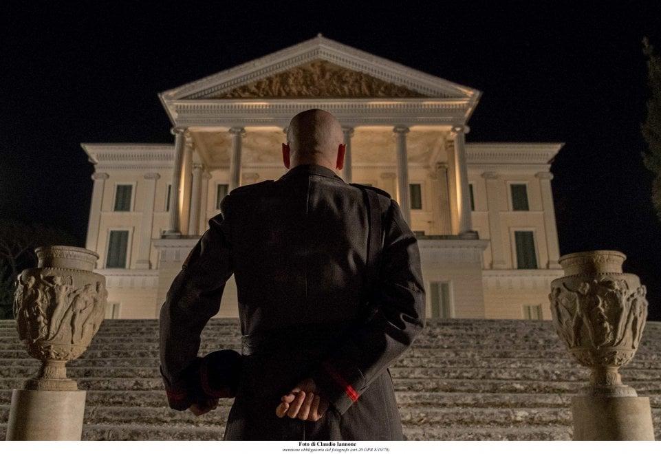 Massimo Popolizio, Benito Mussolini ai giorni d'oggi in 'Sono tornato'