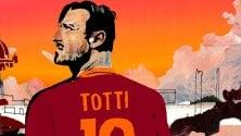 Lo speciale su Totti di Repubblica vince l'Oscar del giornalismo online