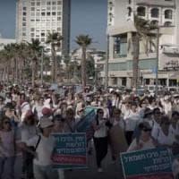Gerusalemme, Il 'grido' per la pace delle donne palestinesi ed israeliane