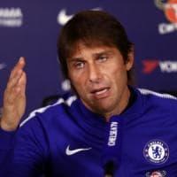 Chelsea, stampa inglese certa dell'addio di Conte: ''Tornerà ct azzurro''