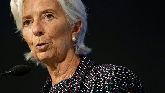 Il Fmi rialza la stima di crescita dell'Italia al +1,5%
