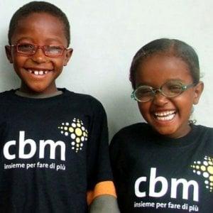 """Campagna CBM Italia Onlus, """"Fermiamo la cecità. Insieme è possibile"""""""