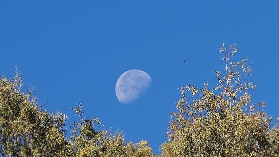 La Luna aveva un'atmosfera, 3,5 miliardi di anni fa