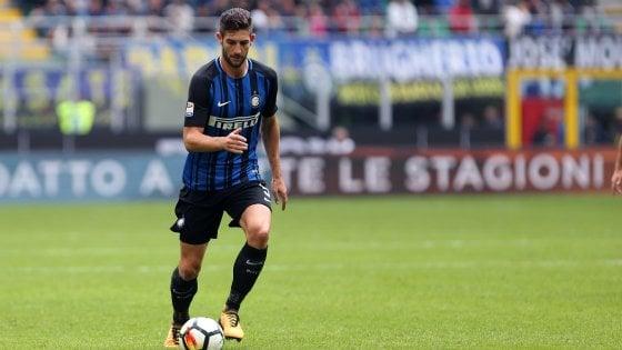 """Inter, Gagliardini: """"Ora il derby, per noi e per la nostra gente"""""""