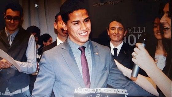 """Si chiama Luis Diaz il miglior giovane maître d'Italia, vincitore di """"Emergente Sala"""""""