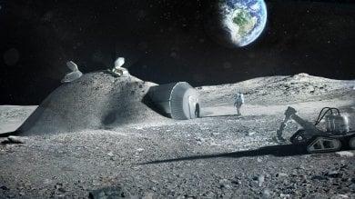 La Luna aveva un'atmosfera tutta sua