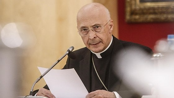 Angelo Bagnasco, arcivescovo di Genova