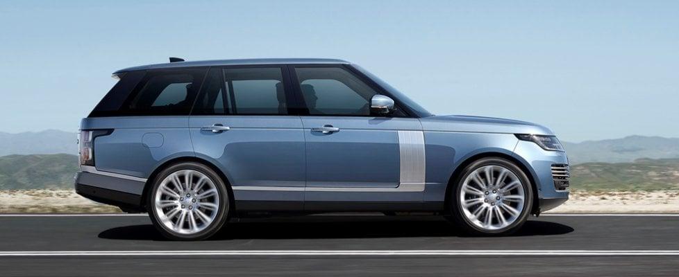 Nuova Range Rover, arriva il maggiordomo virtuale