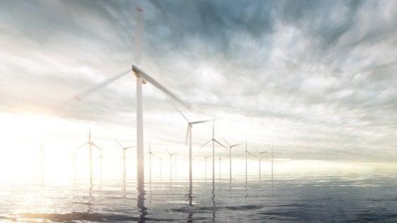 Una centrale eolica nell'oceano per alimentare il mondo intero