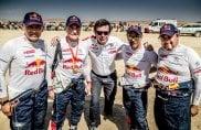 Rally del Marocco, Peugeot sul podio