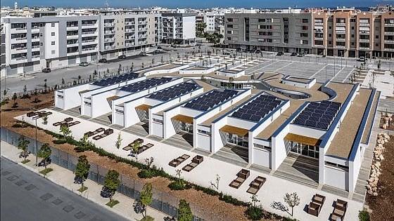 Orti, pannelli solari, vetrate: ecco 10 edifici scolastici virtuosi