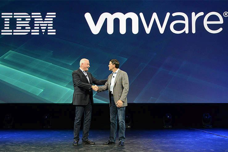 """Cloud, asse Ibm-VMware per una transizione """"no-stress"""""""