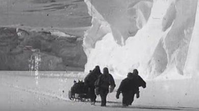 Antartide, luce sul mistero di Robert Scott.