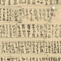 Decifrati i geroglifici di 3200 anni sul 'misterioso popolo del mare'