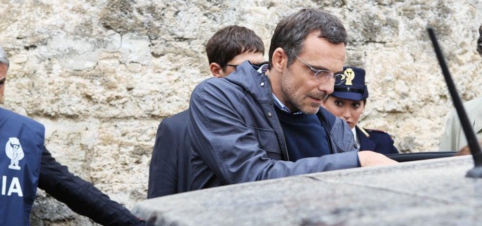 'Sotto copertura 2', Alessandro Preziosi è il boss Zagaria nella fiction su Rai1