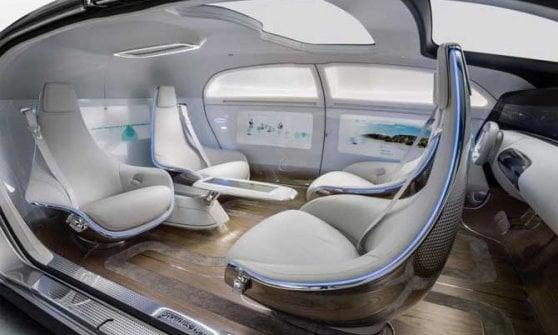 Le auto del futuro? Sicure come aerei