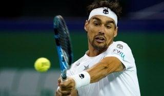 Tennis, a Shanghai è ancora Nadal-Fognini. Esordio vincente per Federer
