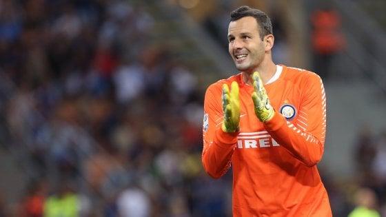 """Inter, Handanovic 'promuove' Spalletti: """"E' l'uomo giusto per noi"""""""