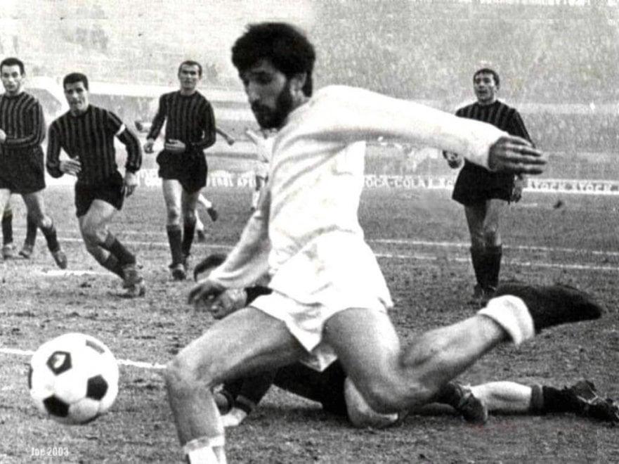 Torino, cinquanta anni senza Gigi Meroni