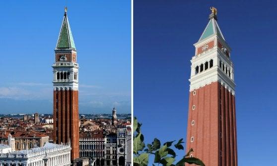 Canada, nostalgia di piazza San Marco: a Toronto una replica del campanile