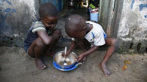 """Save the Children: """"Sei milioni di bambini muoiono prima di aver compiuto i 5 anni, la metà per fame"""""""
