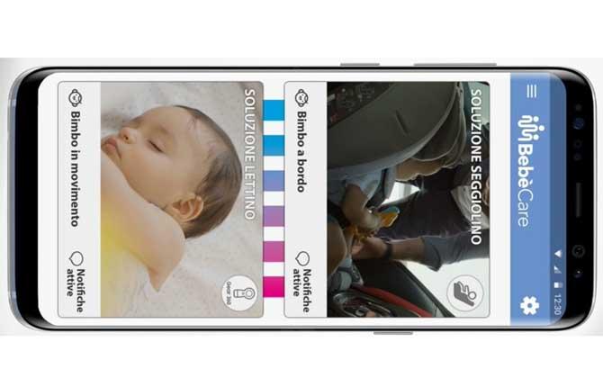 BebèCare, Samsung e Chicco per la sicurezza dei bimbi