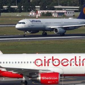 Air Berlin va a Lufthansa. Anche Alitalia nel mirino