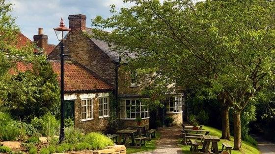 Il miglior ristorante del mondo un pub nella campagna for Cucina di campagna inglese