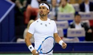 Tennis, Shanghai: Fognini si arrende a Nadal. Tianjin, Errani ai quarti