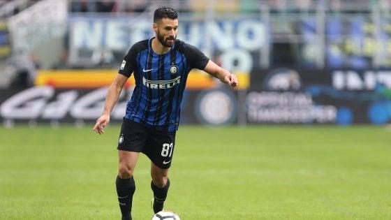 Inter Candreva verso il derby ''Milan arrabbiato noi dovremo esserlo di più'&#x27