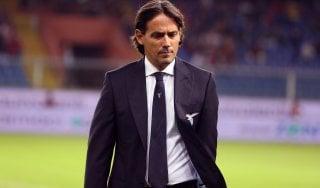 Lazio, Inzaghi 'cambia' emergenza: in dubbio anche Marusic e Patric