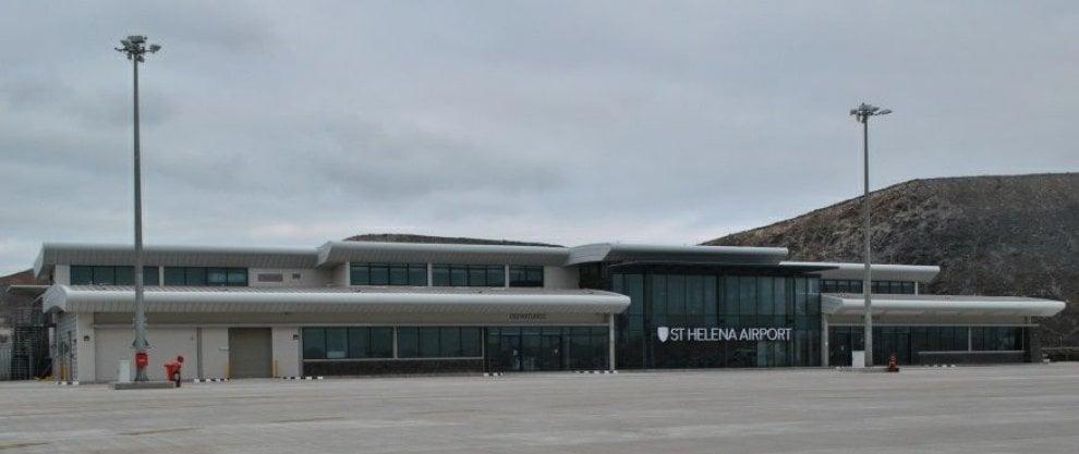 Sant'Elena. Un aeroporto per l'isola di Napoleone