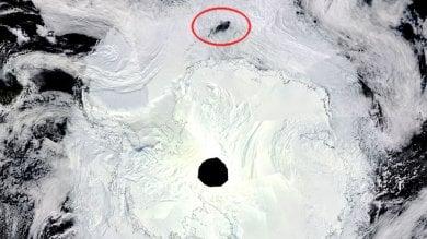 C'è un 'buco' in Antartide grande quanto il Portogallo