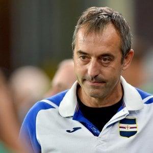 """Marco Giampaolo: """"La Samp è la libertà, l'Inter la mia ambizione"""""""