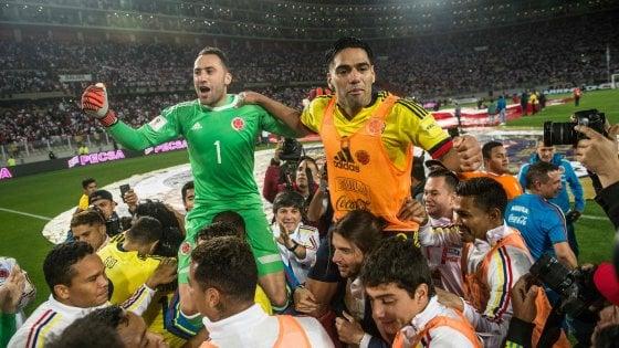 Perù-Colombia, aumentato i sospetti. Tapia: ''Falcao diceva che eravamo qualificati''