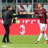 Milan, Montella torna all'antico: Suso e Bonaventura per il derby