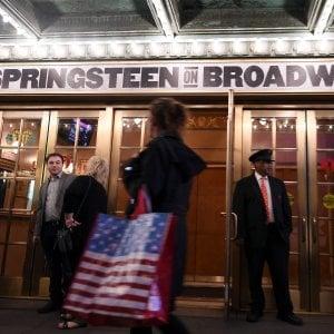 Springsteen a Broadway, all'asta per beneficienza due biglietti di prima fila