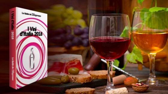 I Vini d'Italia dell'Espresso 2018, nuovo volume-viaggio nell'enologia della Penisola