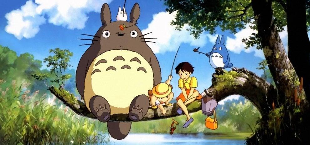 'Totoro' ha un sequel ma si può vedere solo in un cinema al mondo
