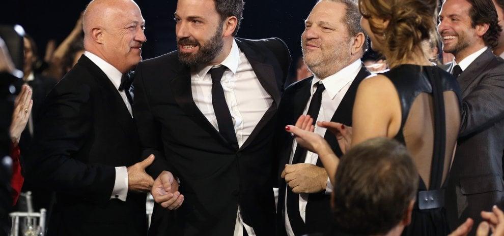 Scandalo Weinstein, Stone e Tarantino sconvolti