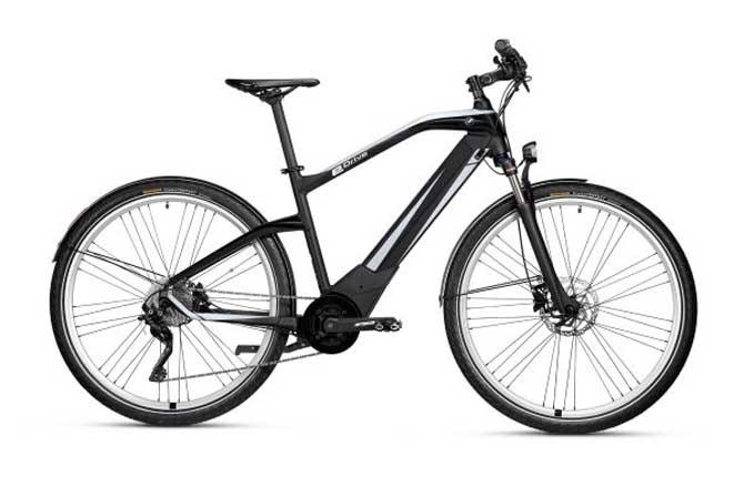 Bmw Active Hybrid E Bike Pedalare Con Stile Repubblicait