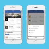 Facebook entra nel gioco dei ristoranti: lancia il servizio per comprare cibo a domicilio