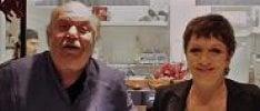 """Appello di Rossana e Lino Banfi   """"Prevenzione contro il cancro seno"""""""