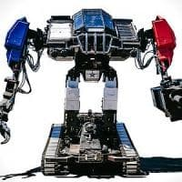 Duello fra mega robot. Gli Usa sfidano il Giappone