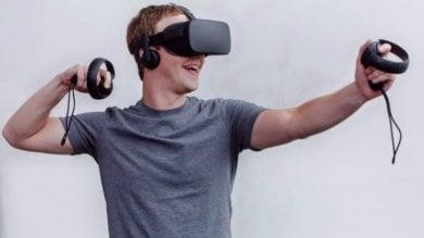 Facebook ci riprova. Ecco Oculus Go,  il visore per la realtà virtuale low cost