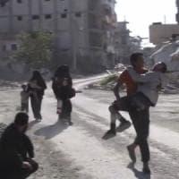 Siria, l'annuncio dei curdi: