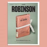 Con Robinson fotografa la tua 'parola del cuore' e inviacela per e-mail