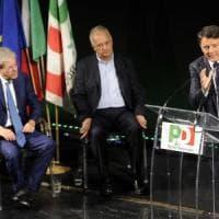 """Renzi alla festa per 10 anni Pd: """"Nei collegi sarà corpo a corpo con il centrodestra"""""""
